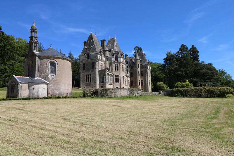 Gîte au Château du Brossay à Renac