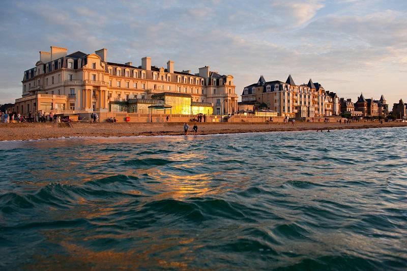Thalasso - Les Thermes Marins Saint-Malo