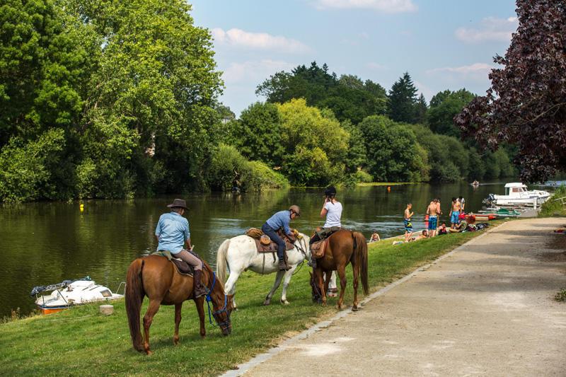 Centre équestre et poney club des 3 chênes à Guichen