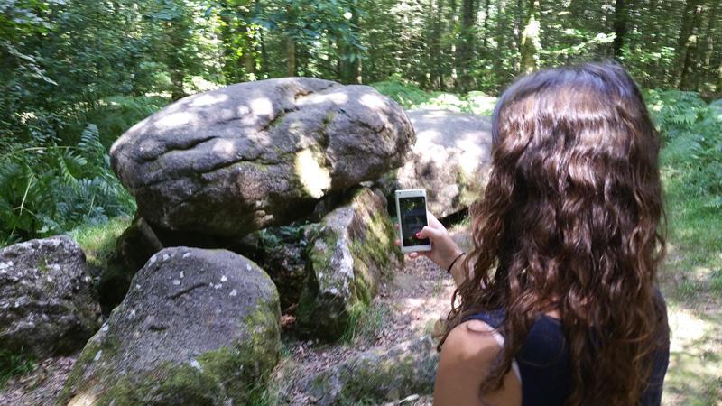 Chasse aux trésors les Pierres des Druides à Fougères