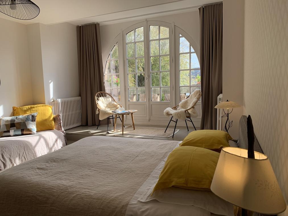 Vieux logis- Chambre d'hôtes -Saint Briac- Balcon d'Emeraude 2