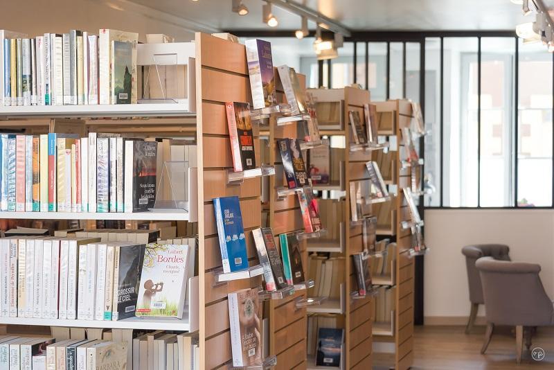 Espace romans – Bibliothèque Municipale – Cancale