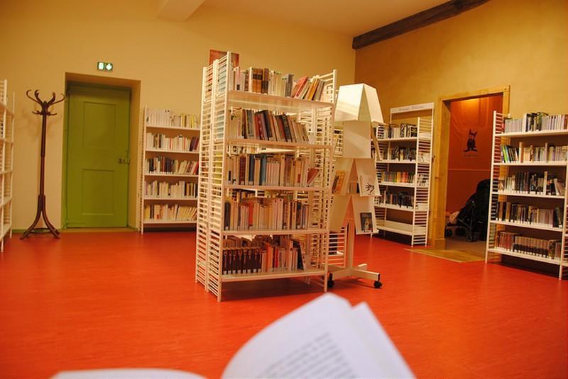 Bibliothèque Paimpont