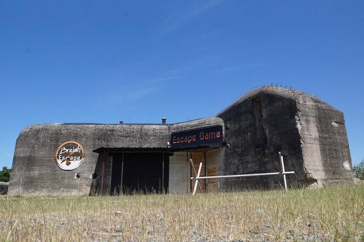 Breizh Escape Dinard Blockhaus