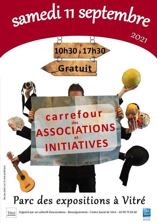 Carrefour des associations et initiatives