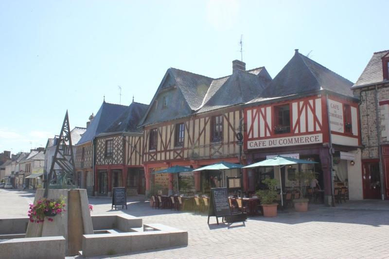 Centre historique - La Guerche de Bretagne