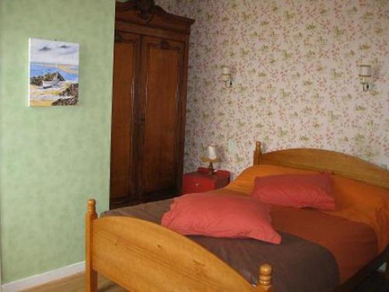Chambre d'hôtes Le Guiborel - Chambre orange
