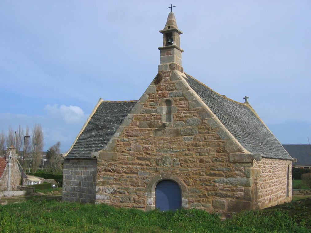 Chapelle Golgon