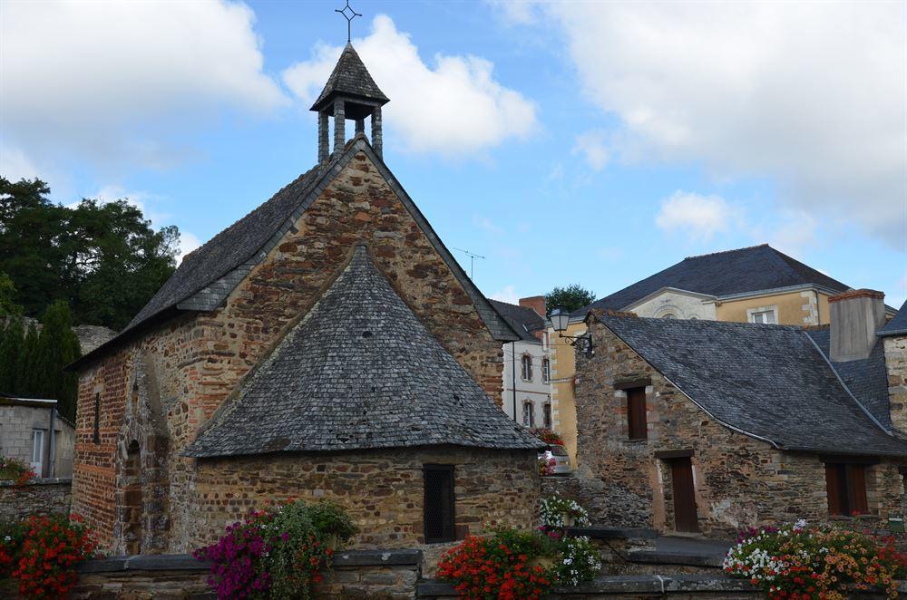 Chapelle Ste Agathe Langon
