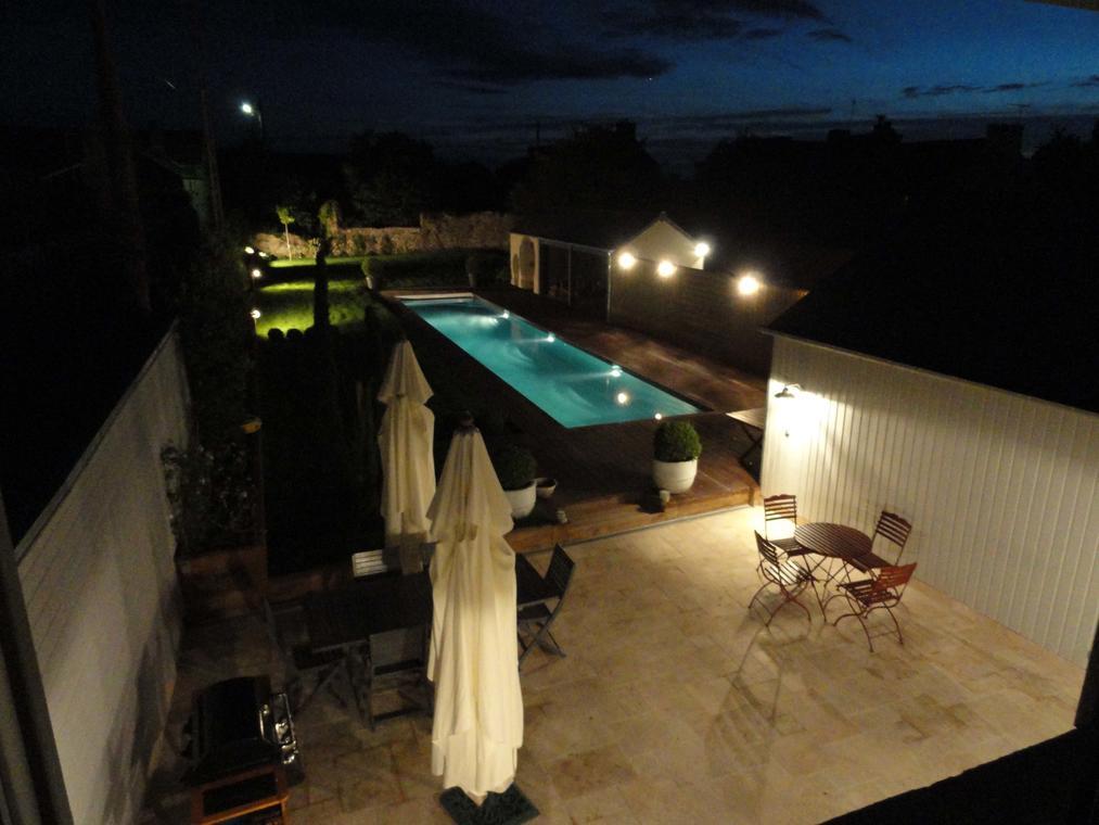 Clos Joséphine - piscine