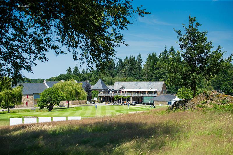 Club House Saint-Malo golf Resort - Tristan Jones - Le Tronchet