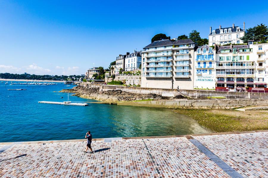 Dinard et la Bretagne - L'Oeil de Paco
