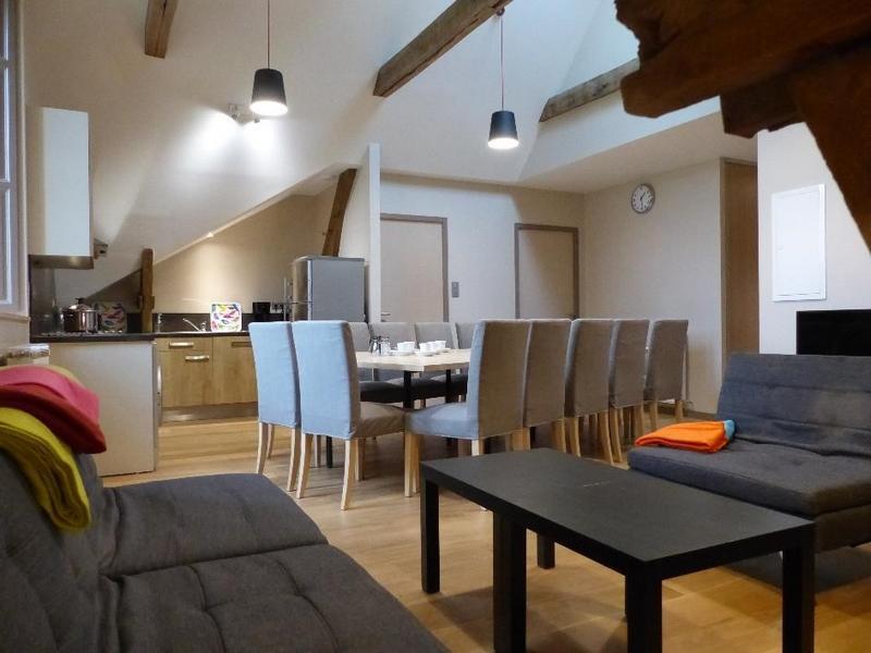 Domaine des Hayes_Maxent_Appartement_salon_1