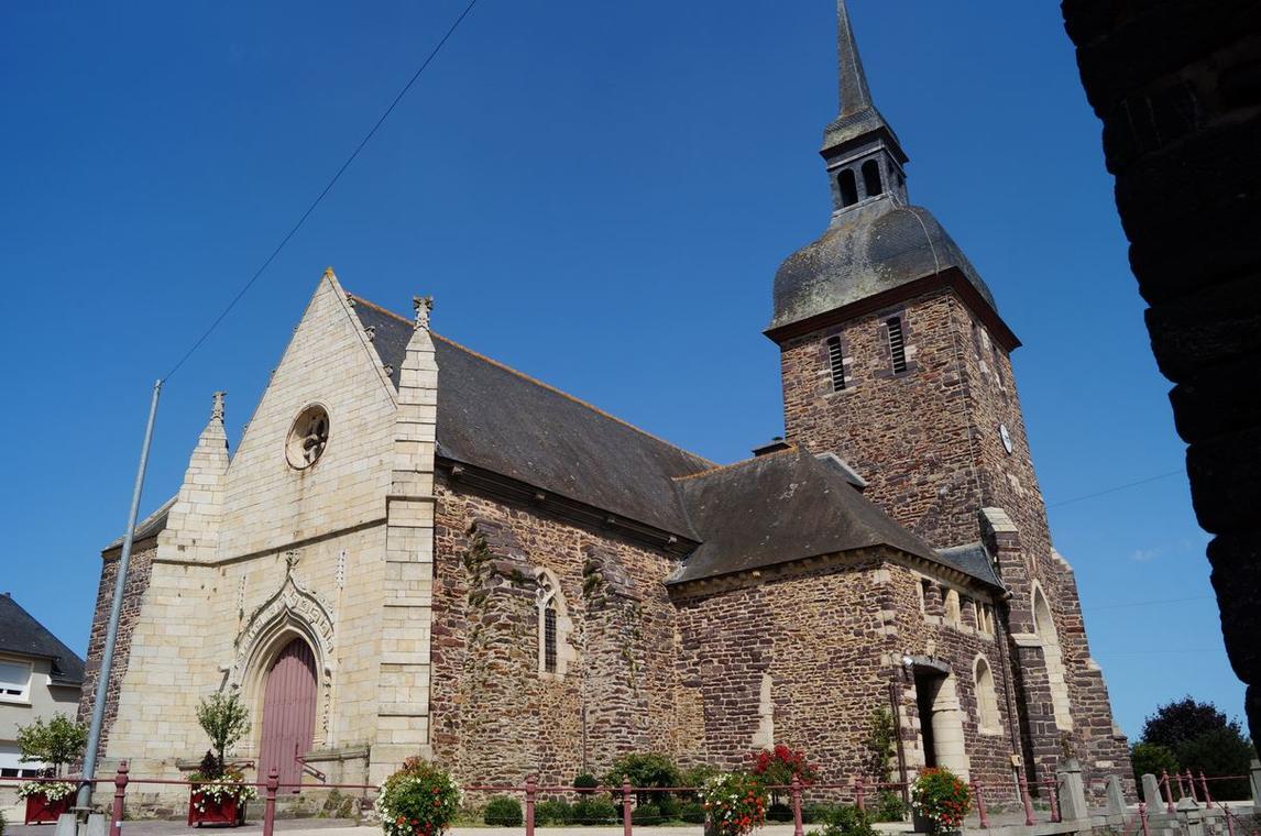 Eglise Iffendic  ©Mairie Iffendic