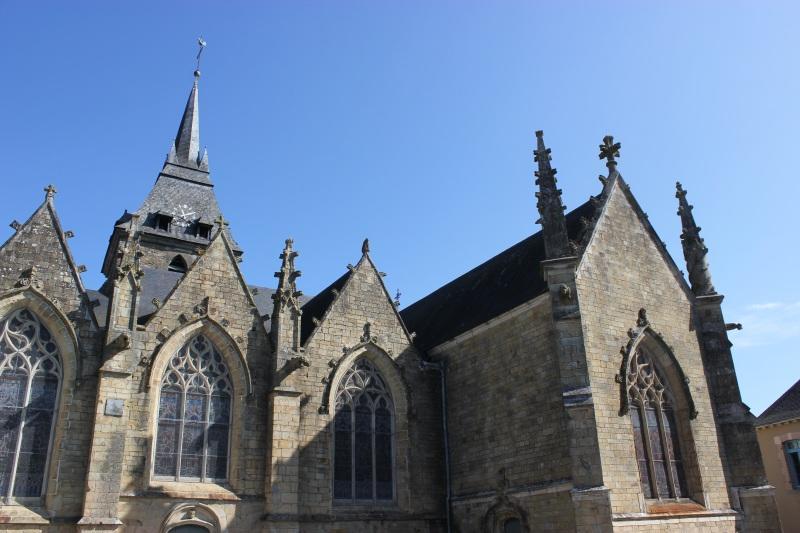 Eglise Saint-Mars - Bais