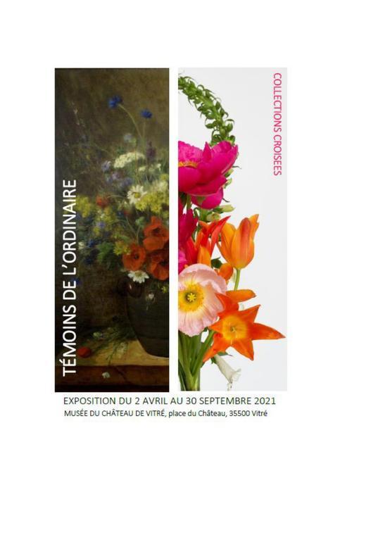 Exposition - témoins de l'ordinaire, collections croisées -  jusqu'au 30 septembre au musée du château de Vitré