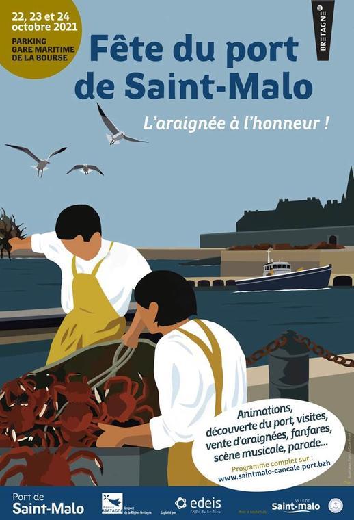 Fête du Port - Saint-Malo - 22au24octobre2021