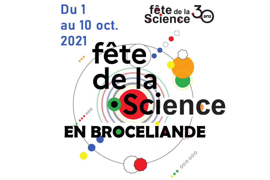 Fête de la Science en Brocéliande 2021