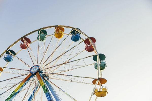Fête foraine carnaval Gais Lurons