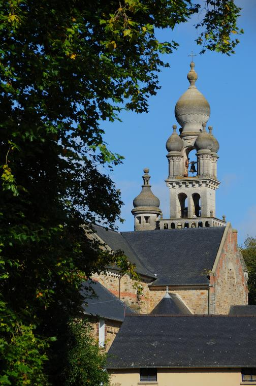 Eglise Saint-Senoux