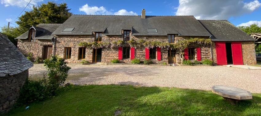 Gîte La Brousse de Coganne_Paimpont_extérieur
