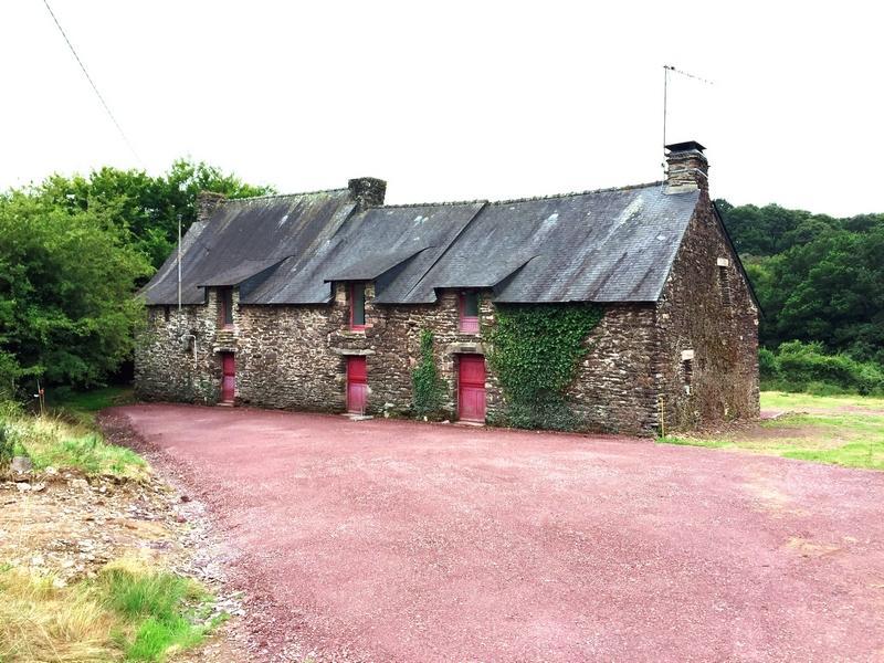 Gîte Lancelot_Paimpont_extérieur