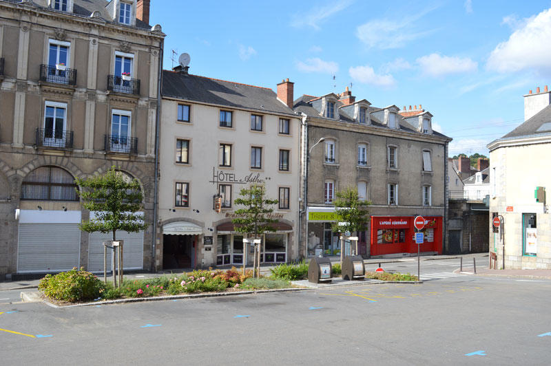 Hôtel Asther