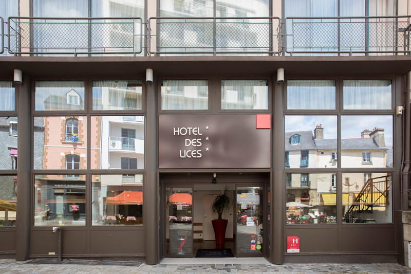 Hôtel Les Lices à Rennes