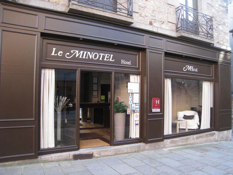 Hôtel Minotel Vitré
