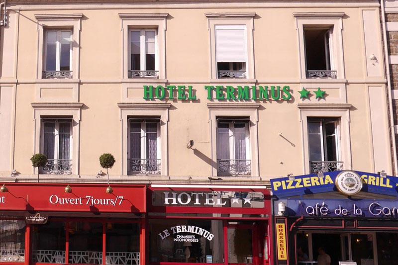 Hôtel Terminus Gare