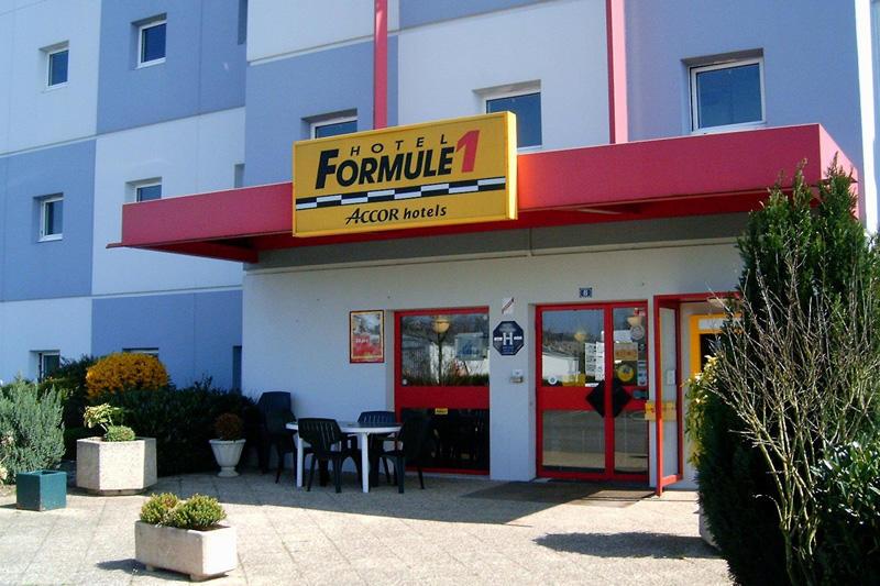 Formule 1 Fougères