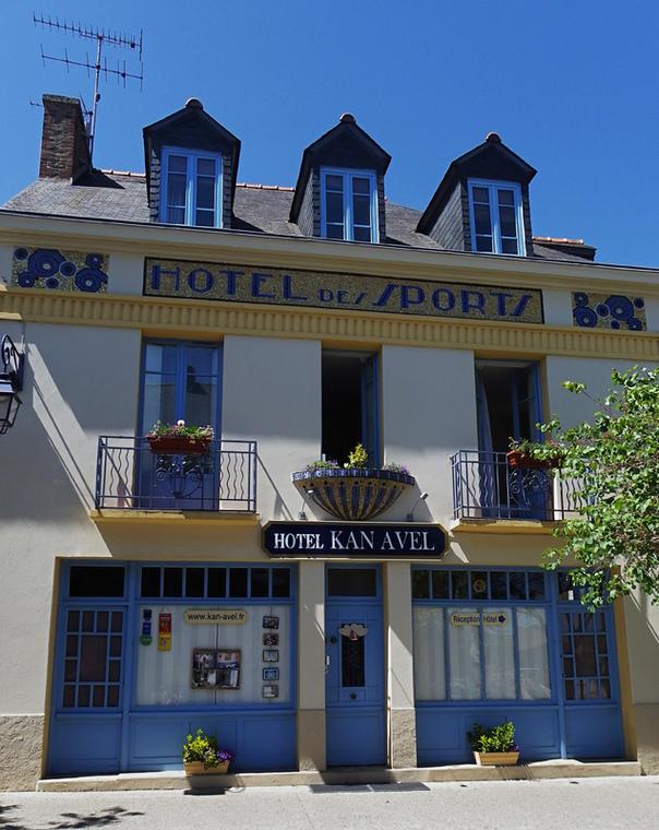 Hôtel Kan Avel à Saint-Lunaire