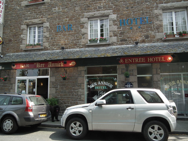 Hôtel Ker Annick à Saint-Malo