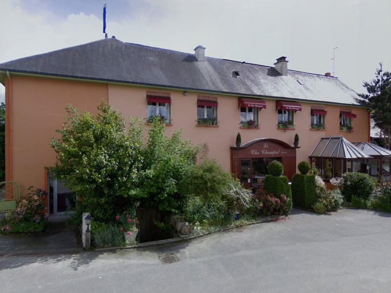 Hôtel-restaurant le Clos Champel