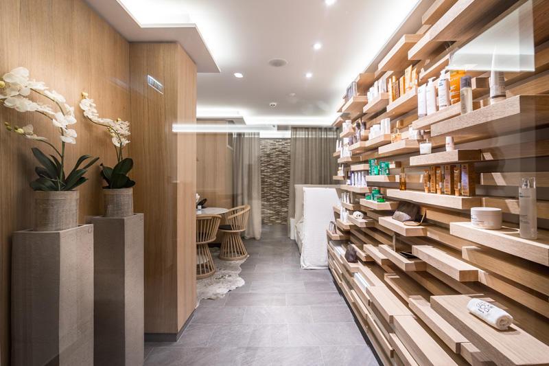 Balthazar Hotel & Spa à Rennes - Le spa