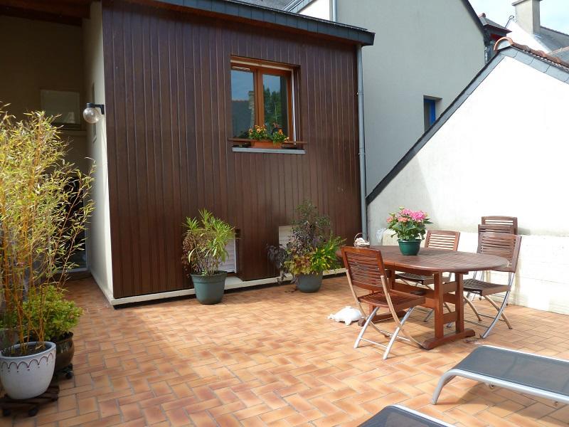 Loquet - location 1er étage - Cancale