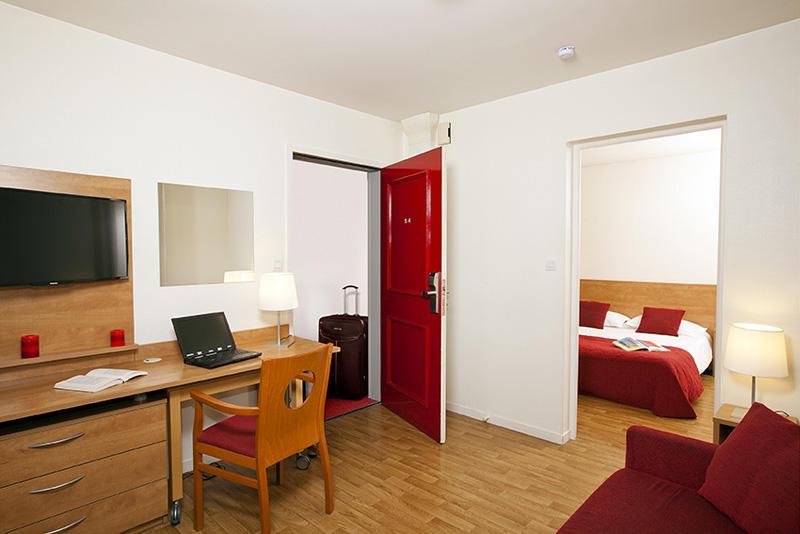 Apparthotel à Rennes