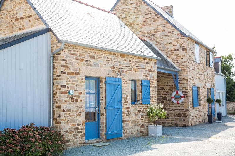 Armor cottage Les hortensias à Saint-Malo