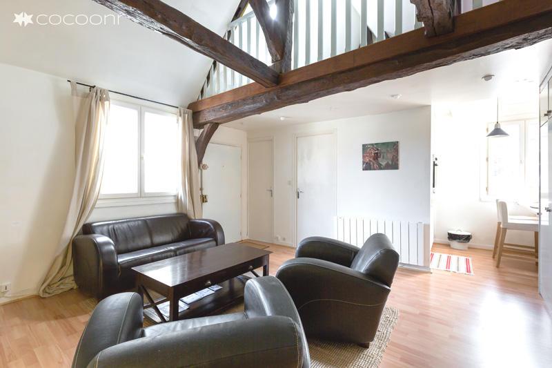 Le Charming Loft à Rennes