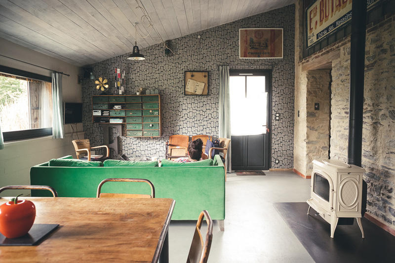 Meublé Chez Léon à Martigné Ferchaud