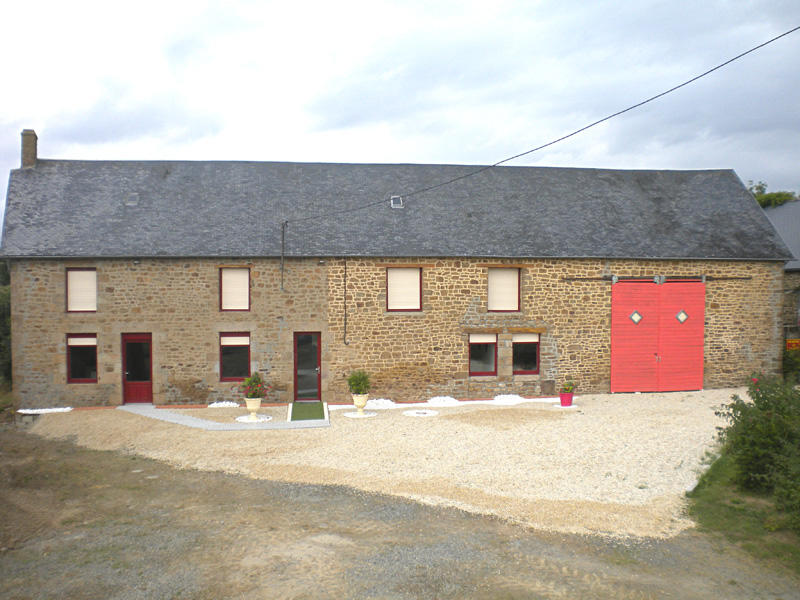 Location La vieille masure à Saint-Georges-de-Reintembault