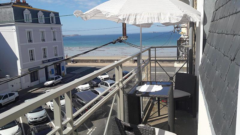 Location - Sillon Plage - Saint-Malo