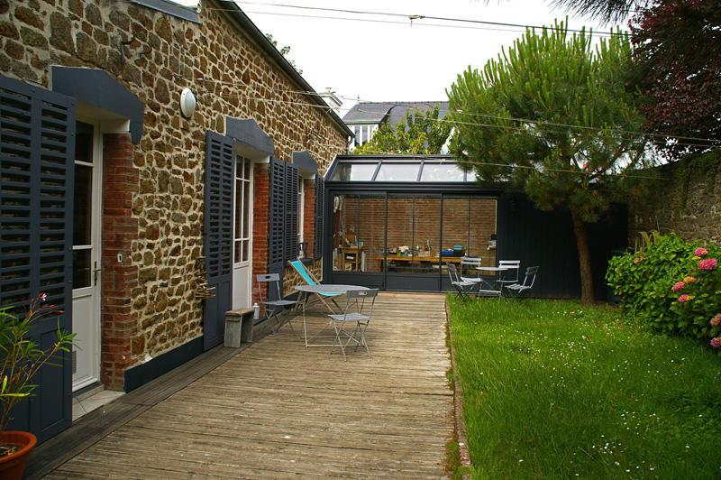 Chambre d'hôtes La Ville Pépin à Saint-Malo