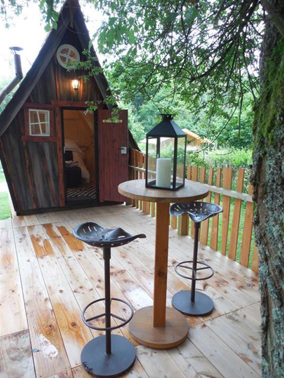 Art Village Nature à Sixt-sur-Aff