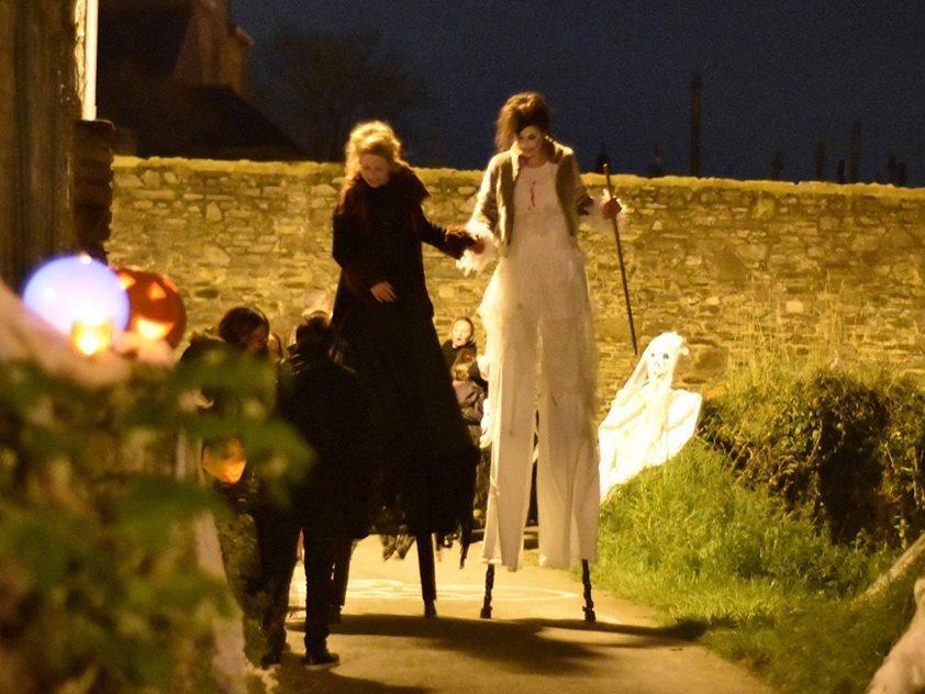 Halloween-a-Bazouges-la-Perouse