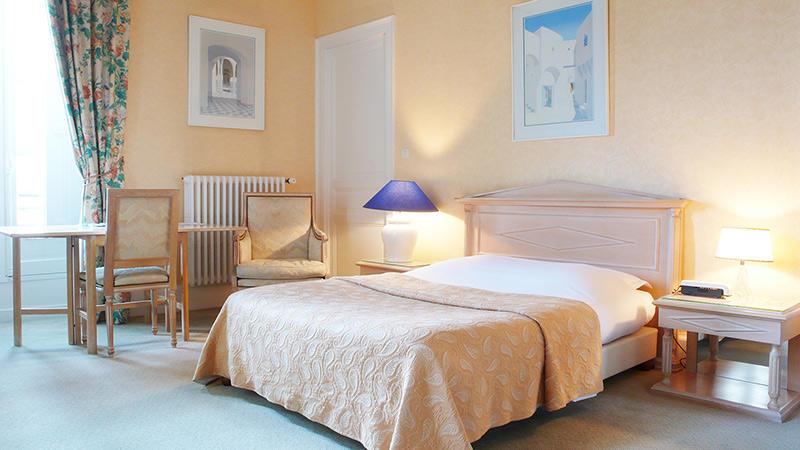 Hôtel Chandouineau chambre