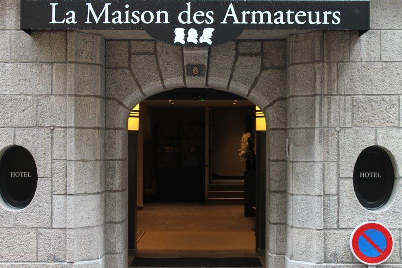 Hôtel La Maison des Armateurs