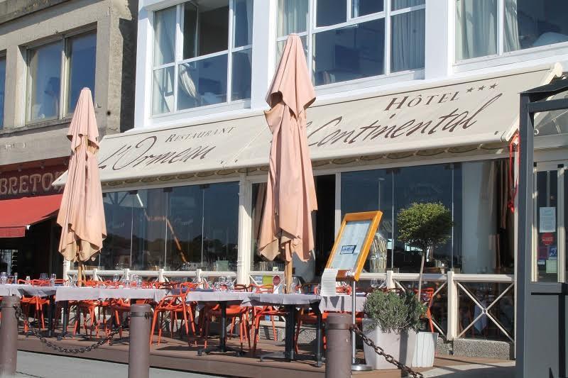 Hôtel Le Continental Cancale