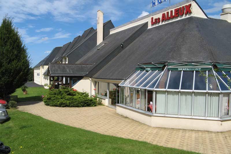 Hôtel Les Alleux