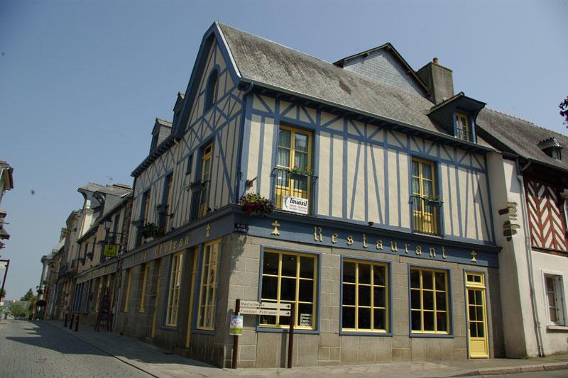 Hôtel-restaurant Auberge du Cheval Blanc